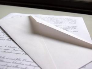 Хронологический личностный профиль почерка